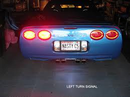 f s 1997 2004 c5 corvette modified halo led lights hyper