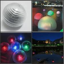 Floating Solar Pond Lights - discount floating solar water ball lights 2017 floating solar
