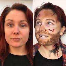 professional special effects makeup professional sfx special effects makeup artist christiane dowling