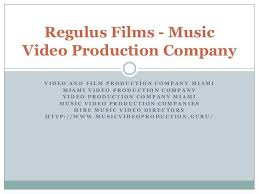 Nyc Production Companies 74 Best Best Music Video Production Company Miami Images On