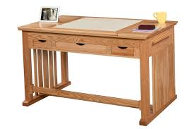 Desktop Drafting Table Interesting White L Shaped Desk With Hutch Plus Drawers And Book