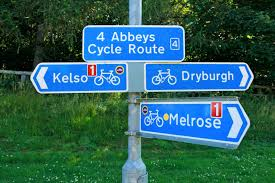 Map My Walk Route Planner by National Cycle Routes U0026 Paths In Scotland Visitscotland