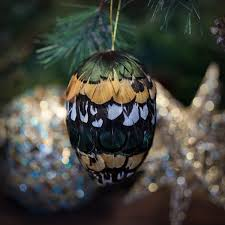 pheasant feather ornaments for attracting what you want
