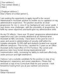sample cover letter for consulting firm example within 21