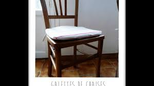 galette de chaise style campagne tutoriel comment coudre facilement des galettes de chaises youtube
