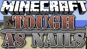 minecraft 1 10 2 tough as nails mod seasons thirst and lowered
