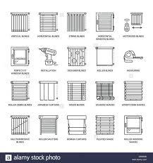 Roman Shade Parts - window blinds window blinds horizontal b web parts window blinds