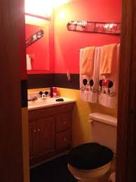 mickey mouse bathroom ideas mickey mouse bathroom this is the bathroom basically when