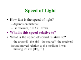 what is the speed of light speed of light how fast is the speed of light depends on material