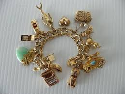 charm bracelet charms gold images 14k gold charms icedteafairy club jpg