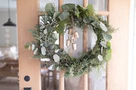how to make wreaths diy wreath for christmas how to make a fresh christmas wreath