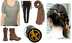 Katniss Everdeen Costume How To Be Katniss Everdeen For Halloween Mym