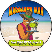 cartoon margarita pure cane sugar based margarita mix concentrate