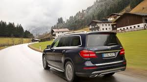 Mercedes S550 0 60 2017 Mercedes Gls Review With Price Horsepower And Photo Gallery