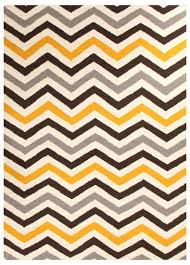 Yellow Chevron Outdoor Rug Flooring Charming Chevron Rug With Beautiful Colors For Home