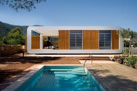 prefab tiny house with swimming pool u2014 tedx designs the best