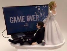 Wedding Cake Games Video Game Over Marry Me Zombie Bride And Groom Wedding Cake