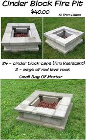 Diy Firepits 30 Brilliantly Easy Diy Pits To Enhance Your Outdoors Page