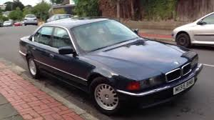 bmw 730i george s 1994 bmw e38 730i introduction
