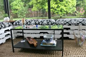 Patio Furniture With Pallets by Diy Pallet Furniture 14 Jpg