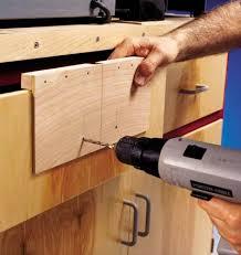 kitchen cabinet door hardware jig drilling for kitchen cabinet door hardware locations