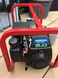 used honda gc160 5 0 generator in dl9 yorkshire for 150 00 u2013 shpock