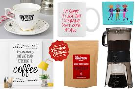 christmas gift ideas for tea and coffee lovers thou shalt not