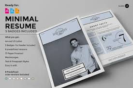 Best Resume Font Color by 20 Resume Templates That Look Great In 2015 Creative Market Blog