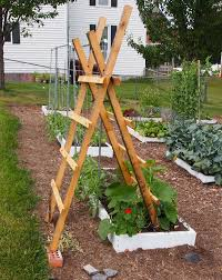 garden trellis ideas simple home design ideas academiaeb com