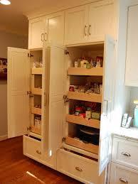 Kitchen Pantry Furniture Kitchen Pantry Cabinet Plans Jonlou Home