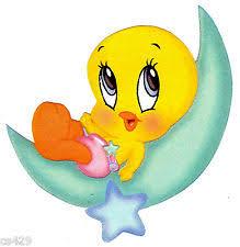baby looney tunes sticker ebay