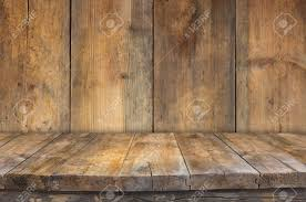 Wooden Table Texture Vector Grunge Vintage Wooden Board Table In Front Of Old Wooden