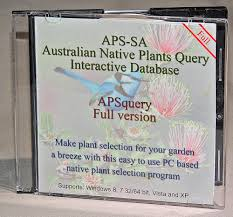 native plants south australia australian native plant selector apsquery