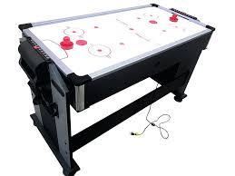 3 in 1 air hockey table augosports club