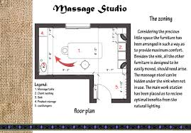 massage plan u2013 modern house