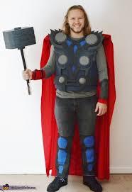 Unique Halloween Costumes Men Thor Costume Halloween Costume Contest Homemade Costumes