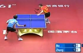 Table Tennis Doubles Rules Illegal Serves Tabletenniscoaching Com