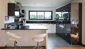 am agement salon cuisine ouverte amenager une cuisine ouverte maison design bahbe com