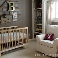 fawn over baby vintage hunting nursery designed by ashley from