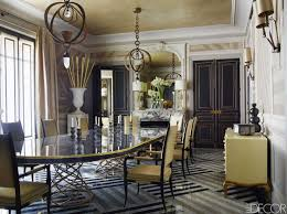 Beautiful Dining Room Tables 195 Best Dining Rooms Images On Pinterest House Interiors Elle