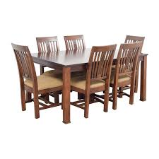 macy s patio furniture clearance 79 off macy u0027s macy u0027s craft mission shaker table and chairs tables