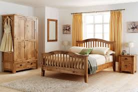 Rustic Bedroom Set With Cross Rustic Bedroom Furniture With Gun Storage A Natural Look To Your