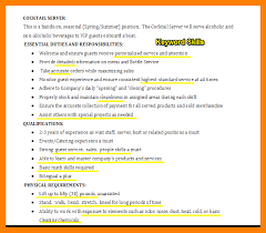Opening Summary For Resume 10 Career Summary Examples For Resumes Letter Signature