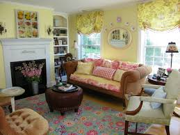 interior elegant french country living room with gold furniture