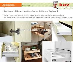 Kitchen Cabinet Drawer Guides Alibaba Manufacturer Directory Suppliers Manufacturers