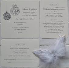 design own wedding invitation uk christmas themed wedding invitations by beautiful day