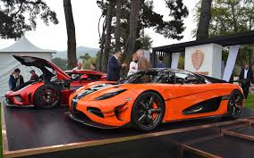 koenigsegg xs the quail gathering 2016 paradise for exotic car lovers 20 48