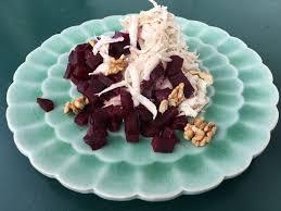 qu est ce que le raifort cuisine salade de céleri boule à la crème de noix raifort en vert et