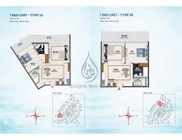 studio flat floor plan bayz by danube studio apartment floor plan