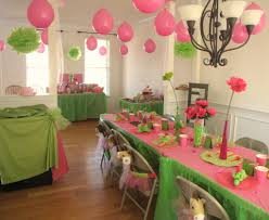 simple pink and green decorating ideas home decor interior